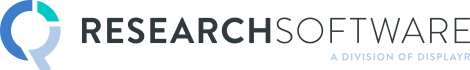 Q Research Software Logo